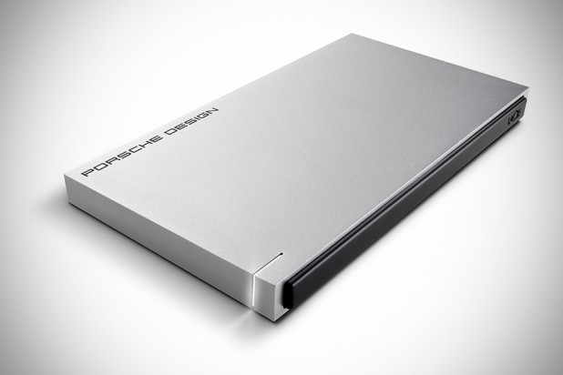 Porsche Design P'9223 Slim Drive by LaCie