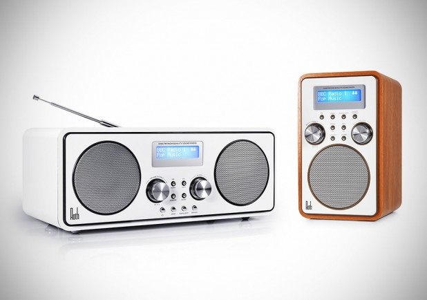 Roth DBT-001 & DBT-001 Bluetooth Digital Radios
