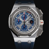 Audemars Piguet Royal Oak Offshore Chronograph Michael Schumacher 950 Platinum Case variation