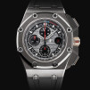 Audemars Piguet Royal Oak Offshore Chronograph Michael Schumacher Titanium Case variation