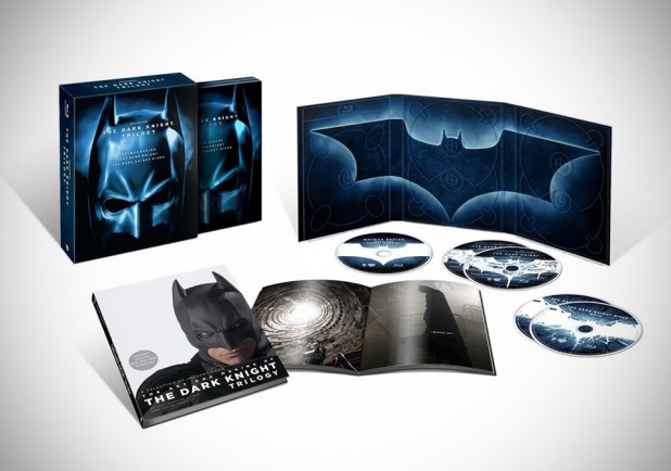 The Dark Knight Trilogy Boxset