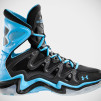 Under Armor Charge Basketball Shoes - Black