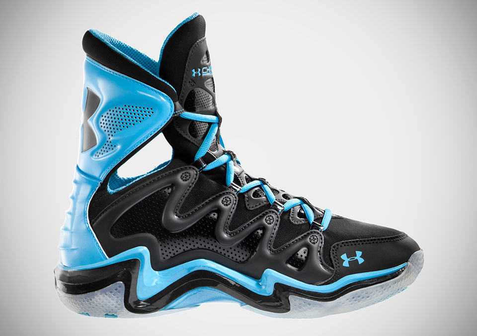 Under Armor Charge Basketball Shoes Black