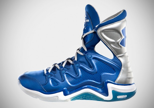 Under Armor Charge Basketball Shoes - Empire Blue