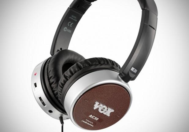 VOX Amphones AC30 by Audio-Technica