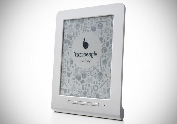 txtrbeagle e-Reader
