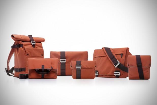 Bluelounge Bonobo Rust Series Bags