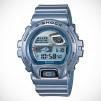Casio Bluetooth G-SHOCK Watch Gray Blue GB6900AA-2