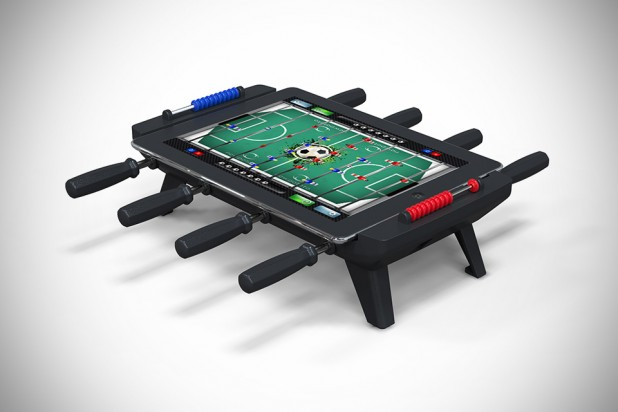 Classic Match Foosball Table for iPad