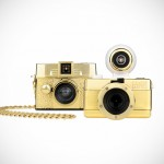 Diana Baby and Fisheye Baby Gold Editions
