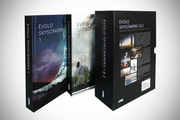 EVOLO SKYSCRAPERS Collector's Edition Book