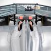 Full Size Formula Racing Car Simulator