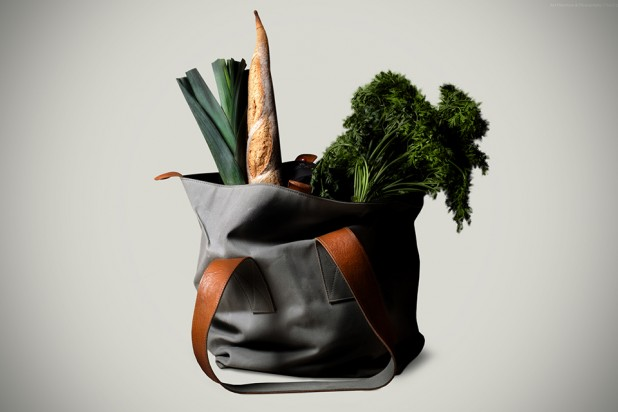 Hard Graft Grocery Bag / Shore