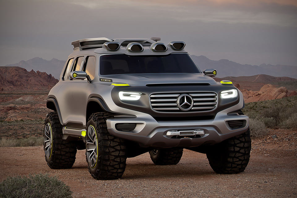 mercedes benz ener g force concept suv mikeshouts. Black Bedroom Furniture Sets. Home Design Ideas