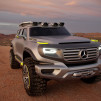 Mercedes-Benz Ener-G-Force Concept SUV