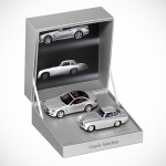 Mercedes-Benz SL 60th Anniversary Scaled Models