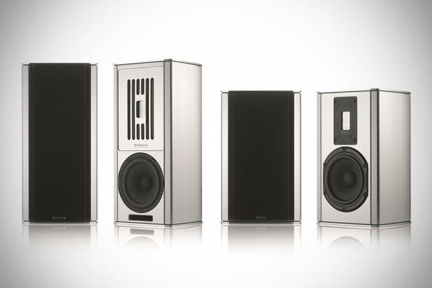 PIEGA Premium 1.2 & Coax 10.2 Loudspeakers