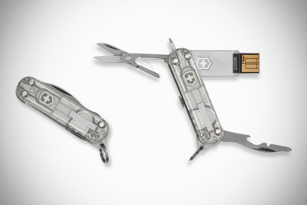 Victorinox Swiss Army Jetsetter Flash Drive 32GB