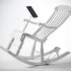 iRock Rocking Chair White
