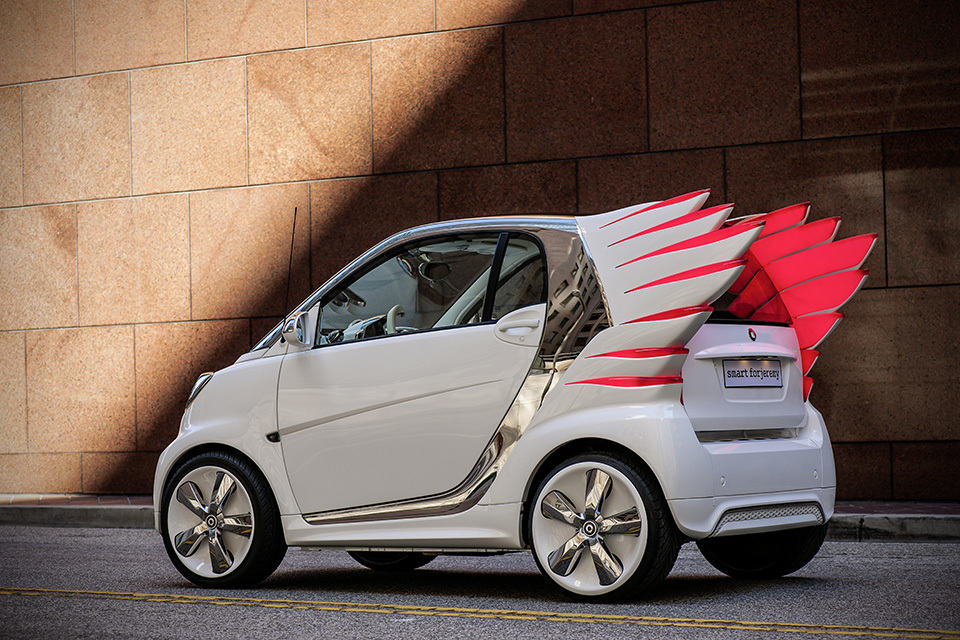 smart forjeremy Electric Car - MIKESHOUTS