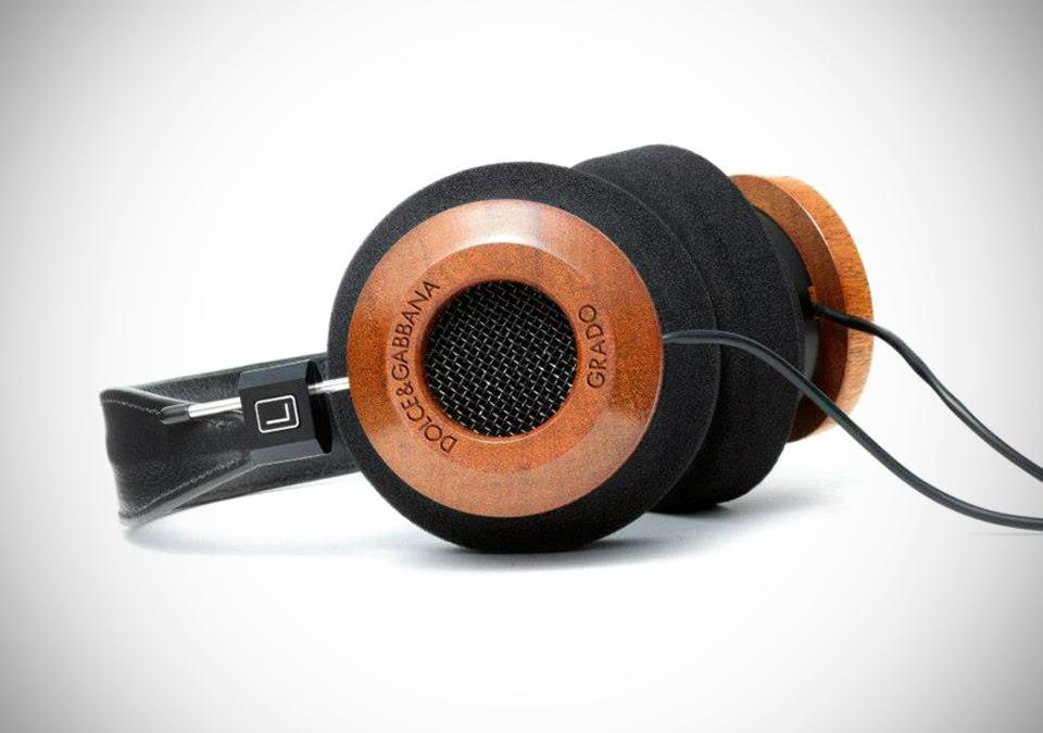 Dolce & Gabbana x Grado Headphones