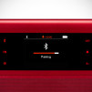 Geneva Sound Systems WorldRadio - Red close-up
