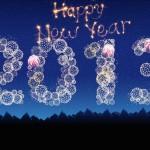 Wishing everyone a Very Happy New Year!
