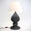 LEGO Table Lamps by Sean Kenney - Devoe Dark Gray
