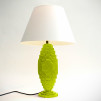 LEGO Table Lamps by Sean Kenney - Lafayette Lime