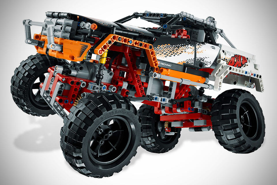 LEGO Technic 4X4 Crawler