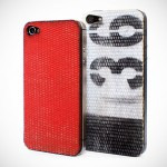 Reclaimed Fire Hoses iPhone Covers