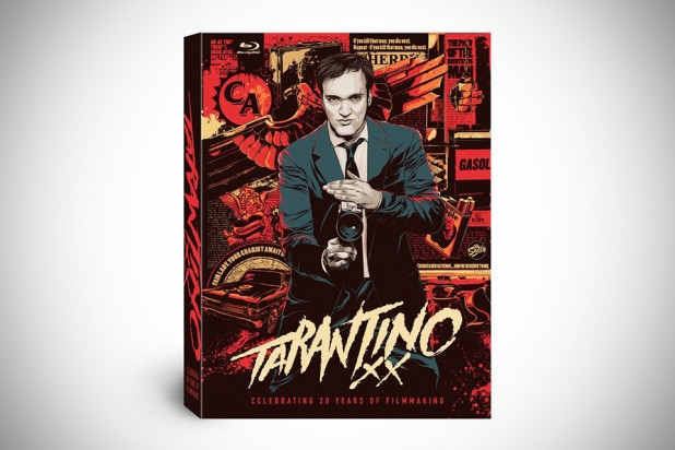 Tarantino XX 8-Film Collection Blu-ray
