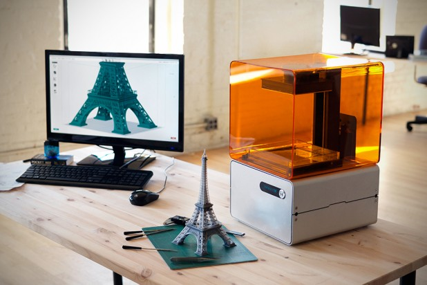 The Form 1 High-Res 3D Printer