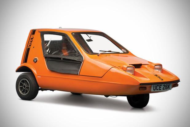 1974 Bond Bug 700E