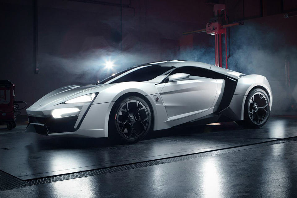 2013 LYKAN HyperSport Supercar by W Motors