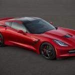 2014 Chevrolet Corvette Stingray Sports Coupe