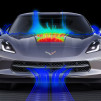 2014 Chevrolet Corvette Stingray - aerodynamics