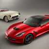 2014 Chevrolet Corvette Stingray - the old and the new