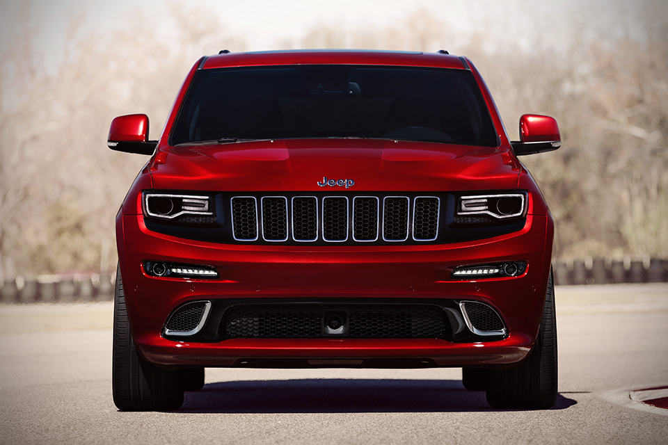 2014 Jeep Grand Cherokee SRT