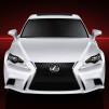2014 Lexus IS 350 F-SPORT Front Studio