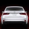 2014 Lexus IS250 F-SPORT Rear Studio