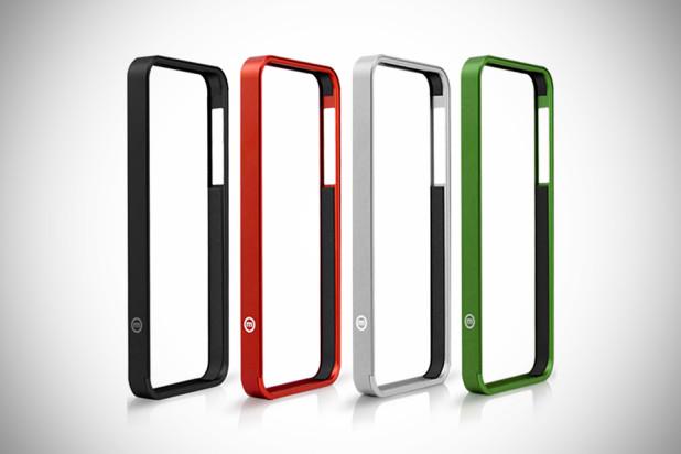 AL13 - Ultra-thin Aluminum Bumper for iPhone