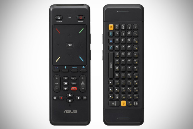 ASUS Qube with Google TV Media Streamer Remote Control
