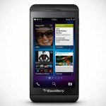 BlackBerry Z10 LTE-enabled Smartphones