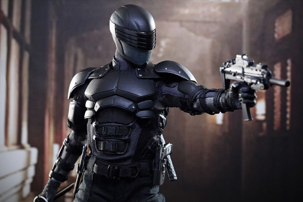 G.I. Joe Retaliation Snake Eyes Sixth Scale Figure