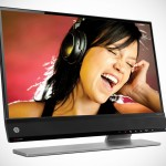 HP ENVY 27-inch IPS Monitor with Beats Audio