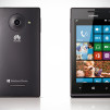 Huawei Ascend W1 Windows Phone - Black