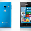 Huawei Ascend W1 Windows Phone - Blue