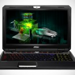 MSI Quadro Workstation Laptop