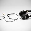 Marshall The Monitor Black Headphones